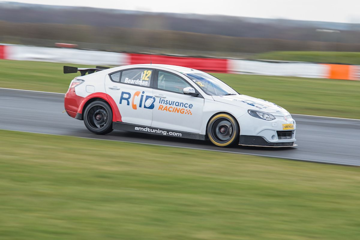 Rory Butcher completes AmDtuning.com BTCC line-up