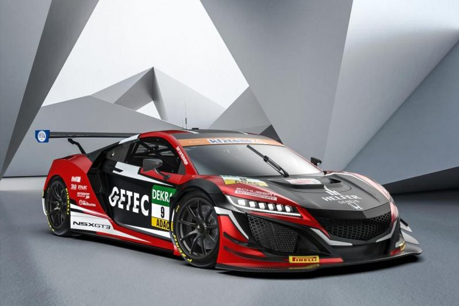 Honda enter ADAC GT Masters with Schubert Motorsport