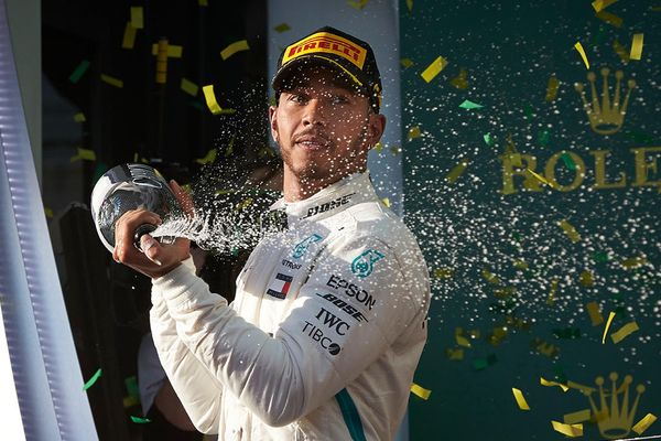 Lewis Hamilton Misses Out On win In Melbourne