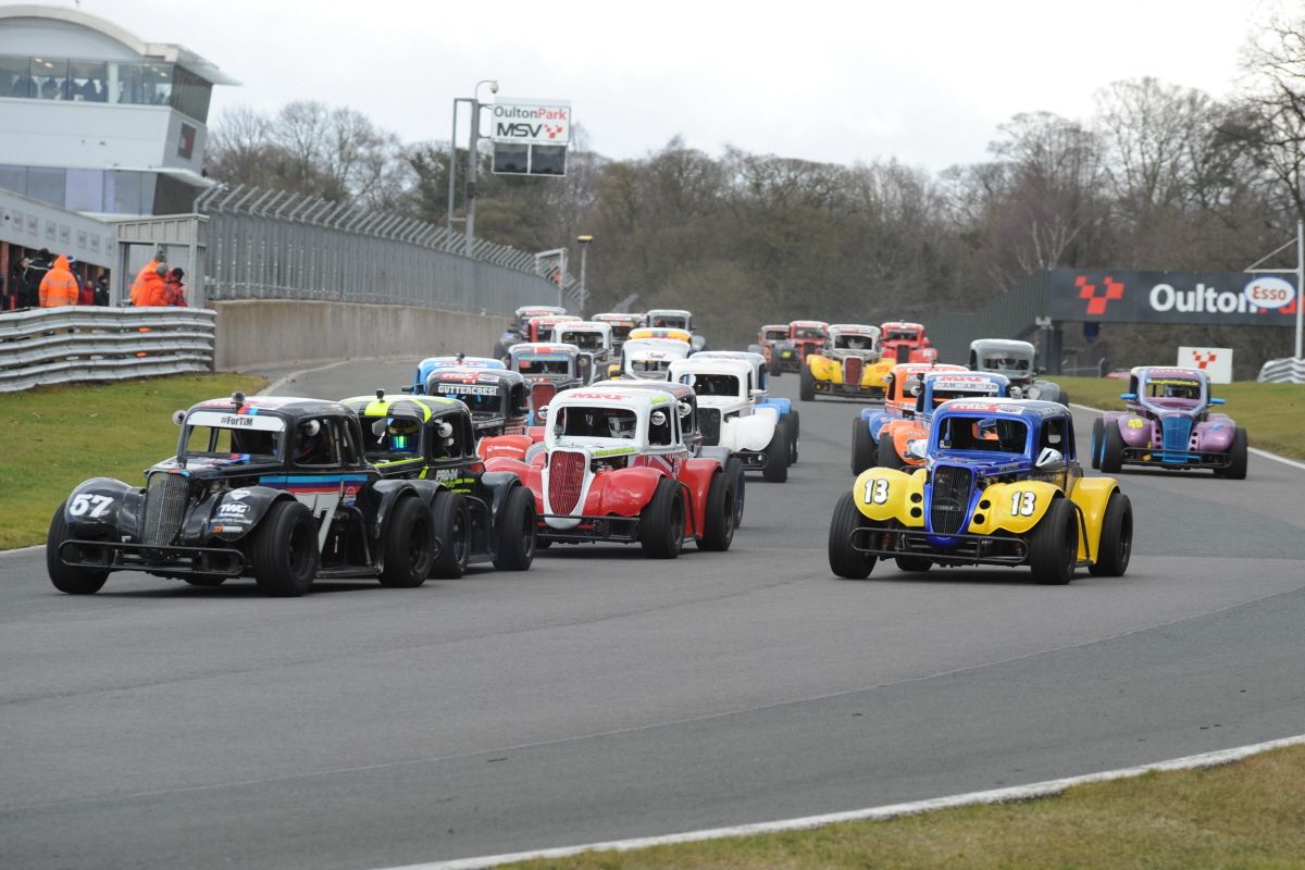 Fast and furious Legends gearing up for second event of season