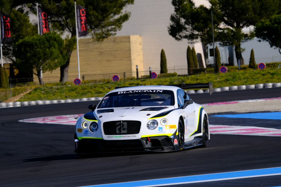 Josh Caygill ready for Blancpain Sprint Cup bow with Bentley