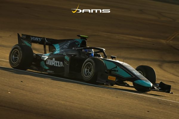 DAMS confirms Nicholas Latifi for 2018 FIA Formula 2 campaig