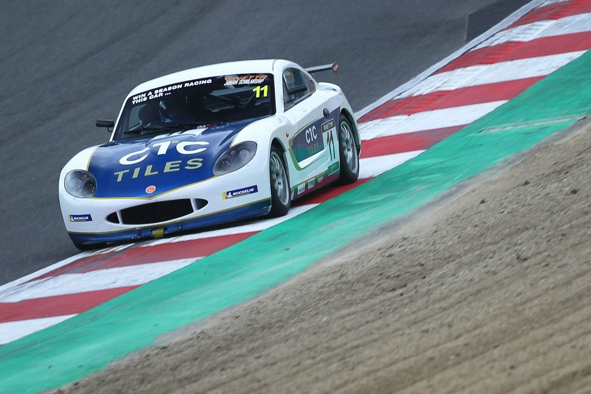 Richardson Racing enjoys winning start at Brands Hatch Ginetta Junior