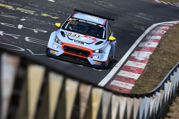 Hyundai enter two i30 N TCR for Nürburgring 24 Hours
