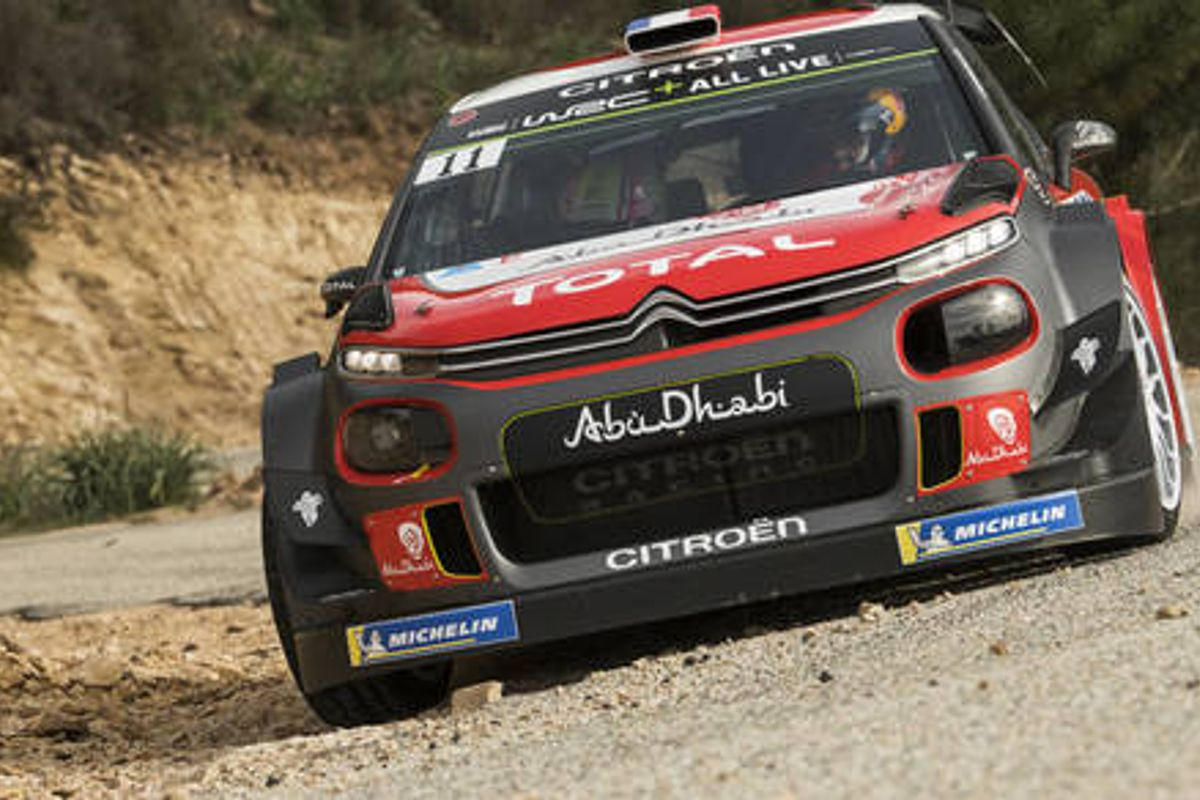 Sébastien Loeb details his busy week changing from WRC to WRX