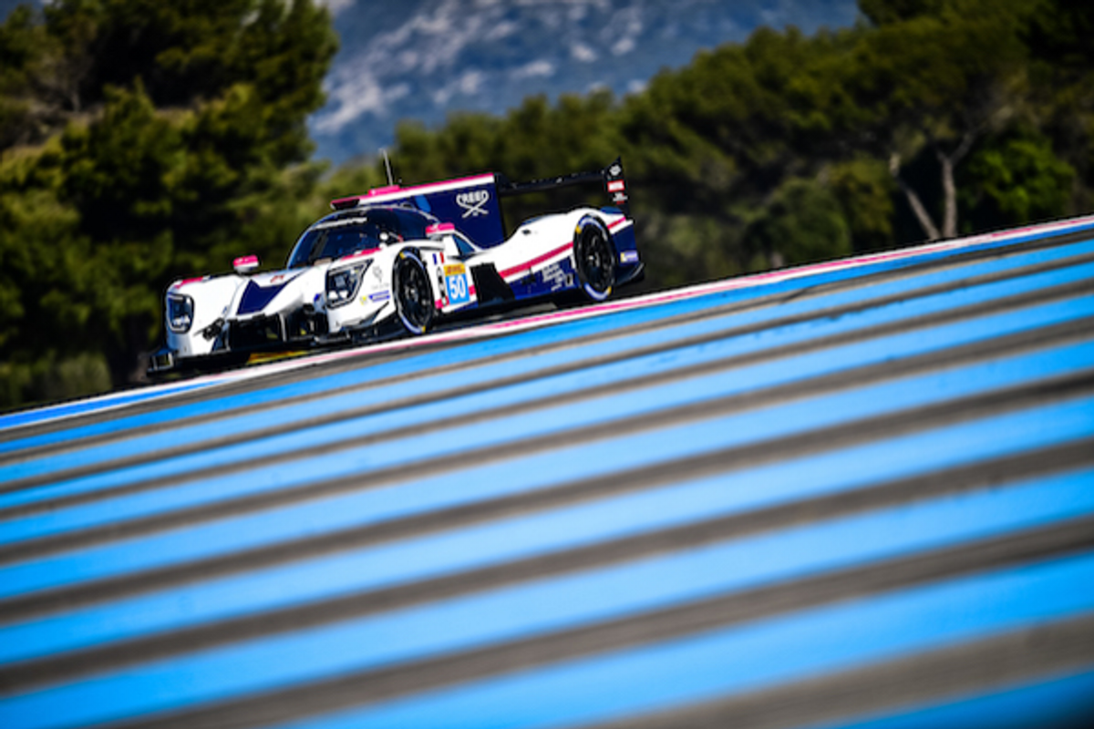 Larbre Competition happy with progress at FIA WEC Paul Ricard Prologue