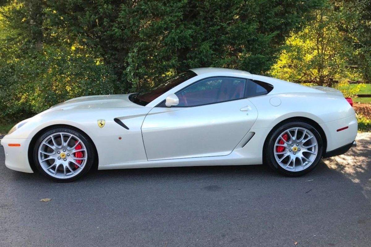 2009 Ferrari 599 GTB Fiorano to cross the block at COYS' Spring Sale