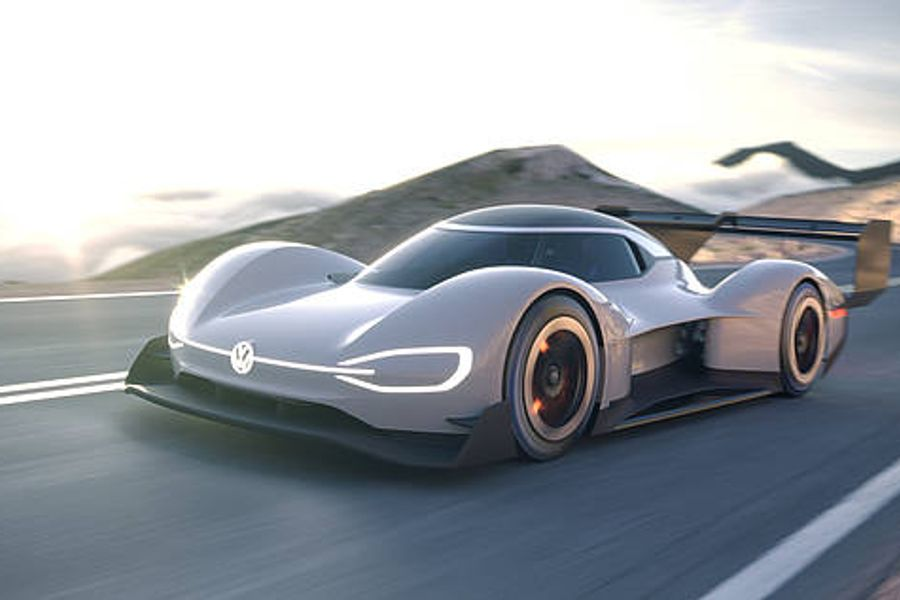 Charging to the peak:  Volkswagen I.D. R Pikes Peak set for world premier