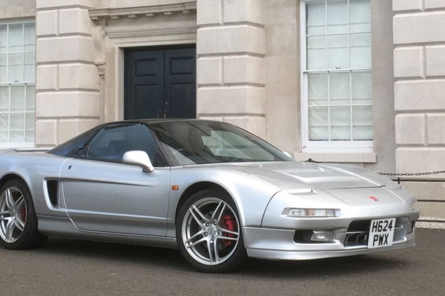 Honda NSX at COYS' Spring Classics Auction