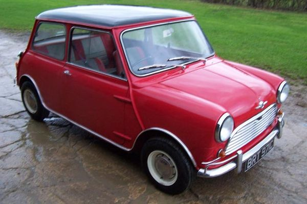 1964 Morris Mini Cooper S achieves nearly £43,000 at Barons, results