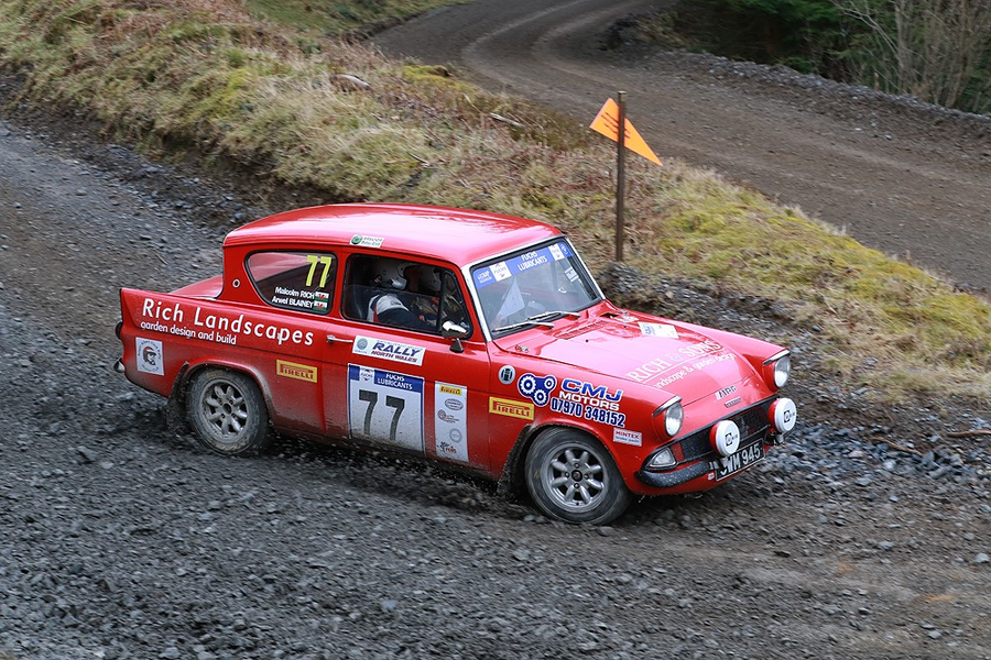 BHRC heads north for Kielder challenge