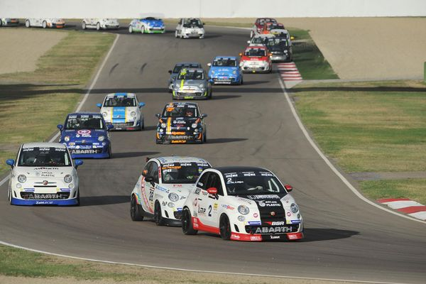 Trofeo Abarth Selenia returns at Imola