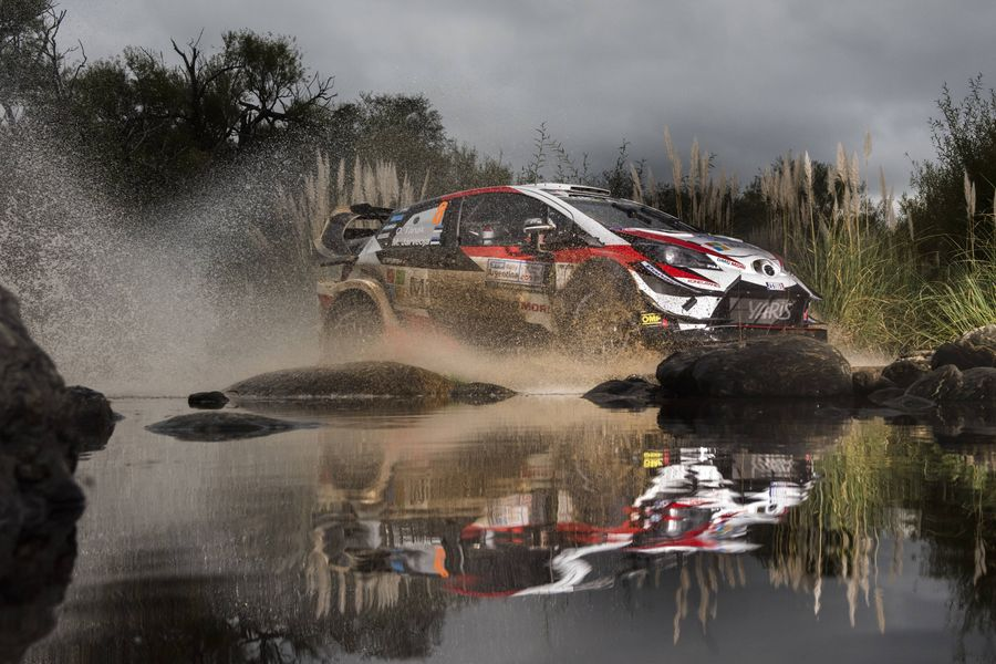 Tänak supreme on Rally Argentina as rivals have no answer on Saturday