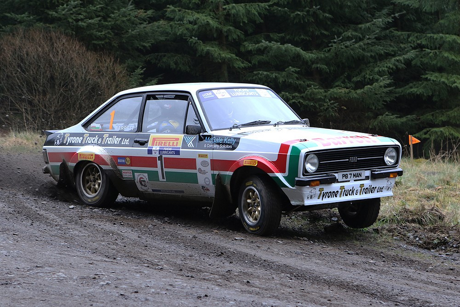 Barrett tops BHRC in Kielder