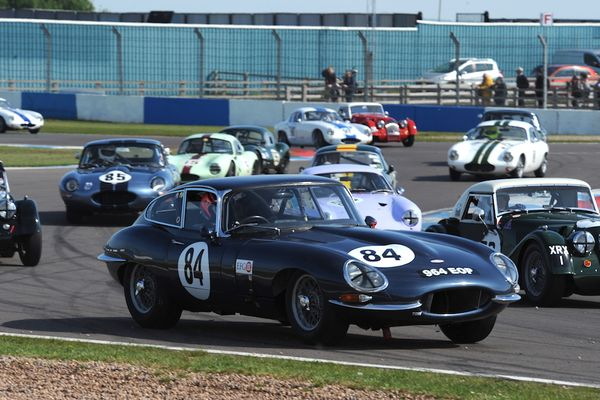 Donington Historic Festival Opens This Friday