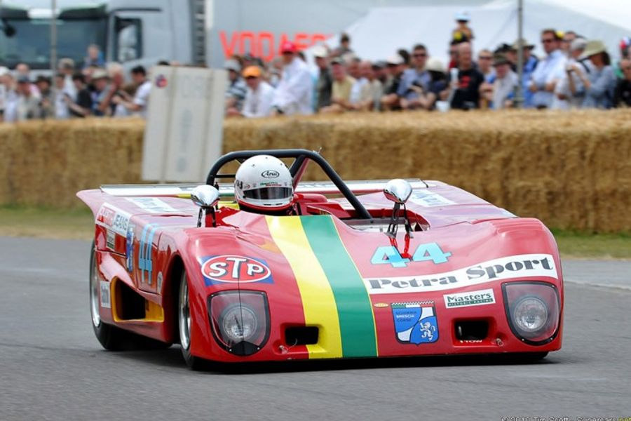 1972 Lola T290: Targa Florio Class winner on offer at COYS'