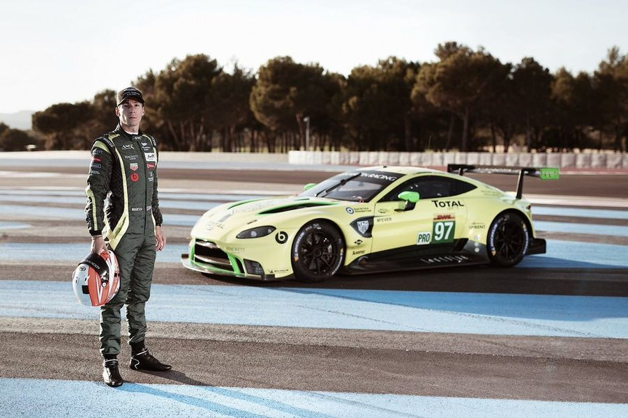 Alex Lynn to make Aston Martin Racing debut at 6 Hours of Spa