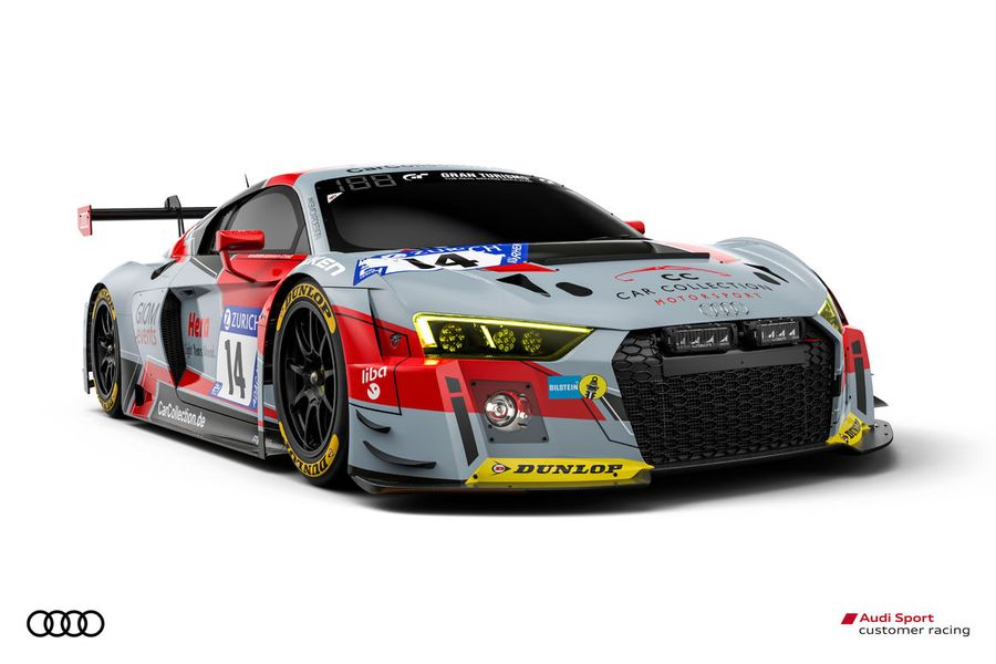 Nürburgring 24 Hours biggest festival of the year for Audi Sport customer racing