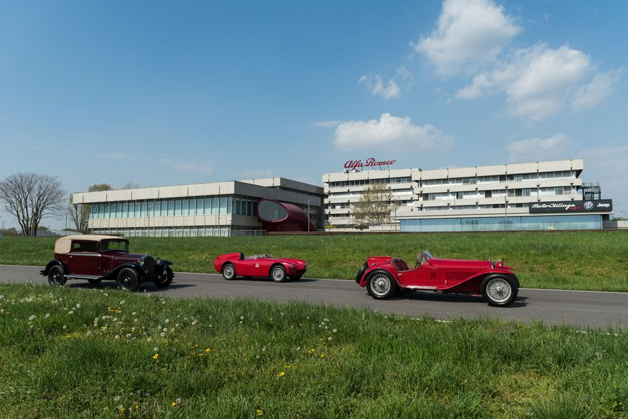 Mille Miglia 2018: The Alfa Romeo legend continues to inspire
