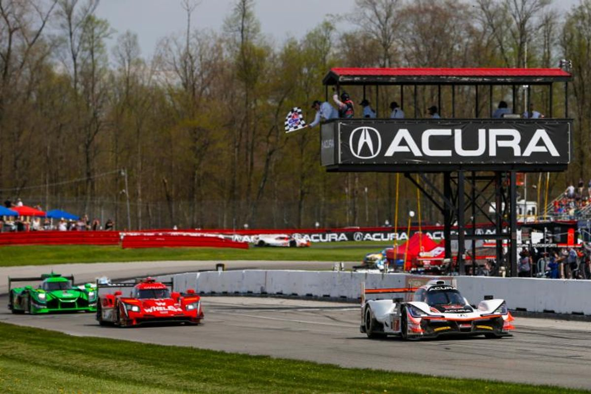 Castroneves, Taylor Deliver First Acura DPi Win in 1-2 Acura Team Penske Sweep