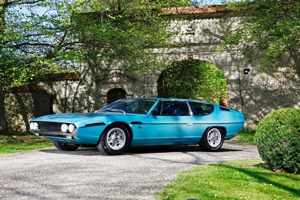 €20 million auction for COYS in Monaco, features an Espada S1
