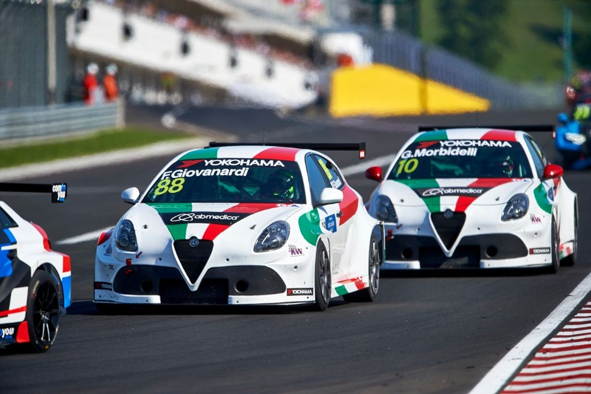 Alfa Romeo Giulietta TCR by Romeo Ferraris to debut on the Nordschleife