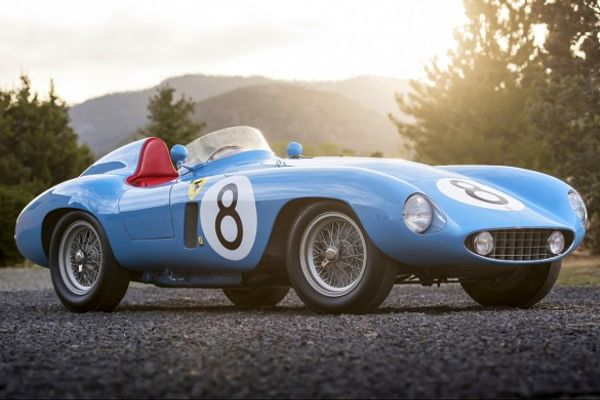 1955 Ferrari 500 Mondial Series II Offered At Goodings