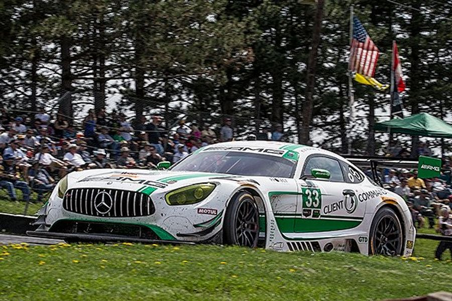 Mercedes-AMG Motorsport Customer Racing Teams Competing at the Detroit Grand Prix