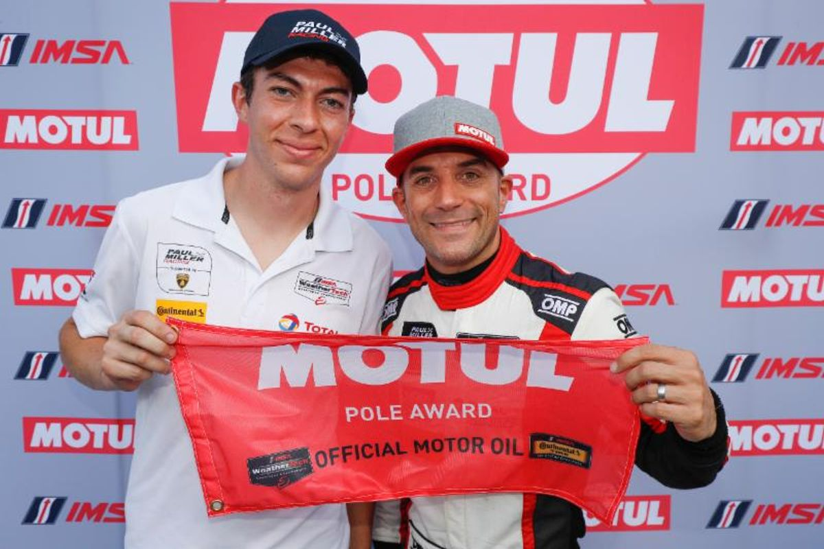 Bryan Sellers Scores Another Street Circuit GTD Motul Pole Award