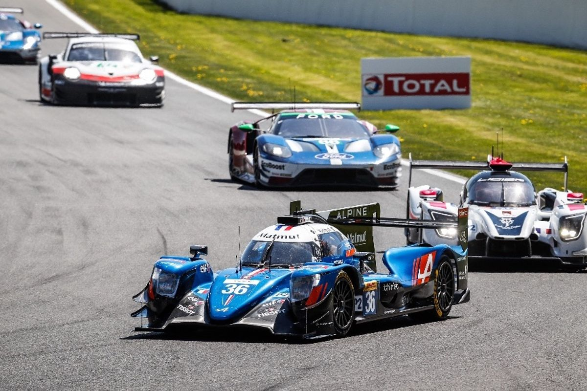 Signatech Alpine Matmut switches to Le Mans mode