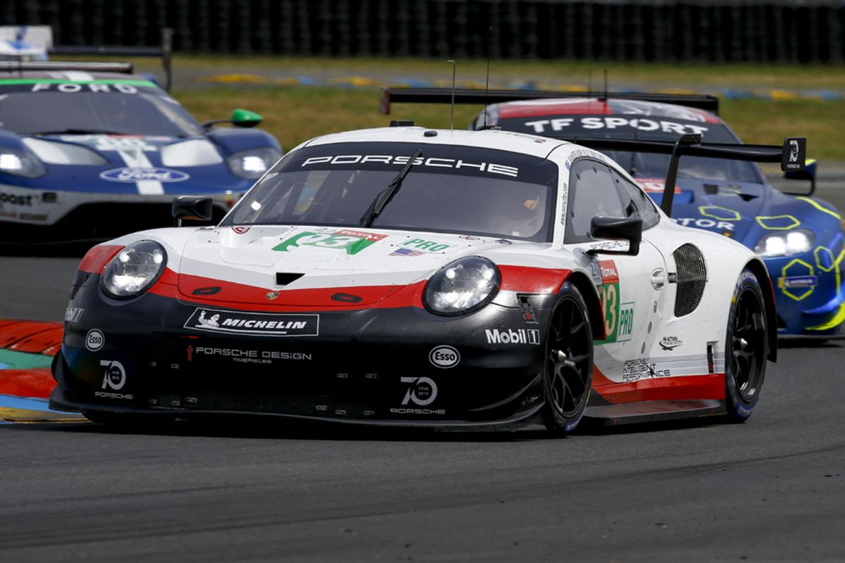 Porsche teams fully prepared for Le Mans