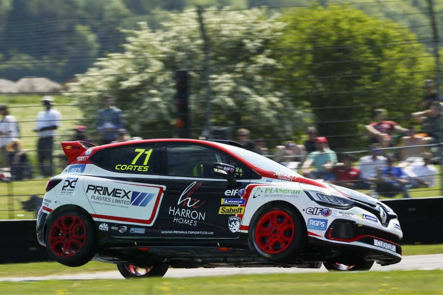 Oulton Park next stop for Renault UK Clio Cup