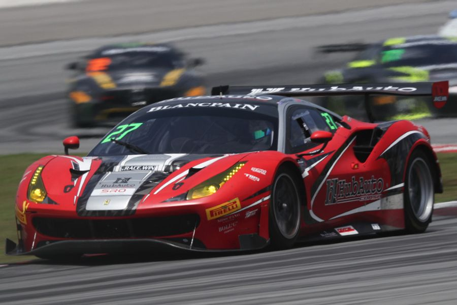 HubAuto Corsa confirms factory Ferrari line-up for Suzuka 10 Hours