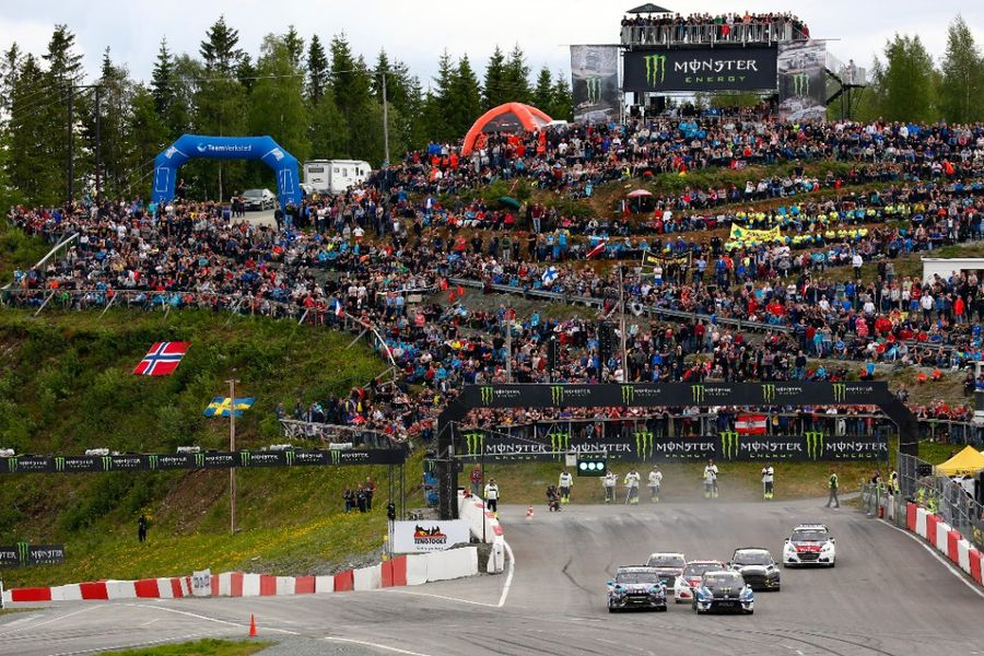 World RX Hits the Road to Hell as Wurz Joins Rallycross Ranks