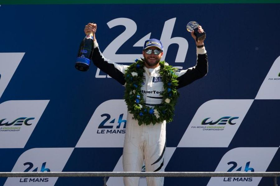 Cooper MacNeil Returns to Le Mans in Hopes of Revisiting Podium
