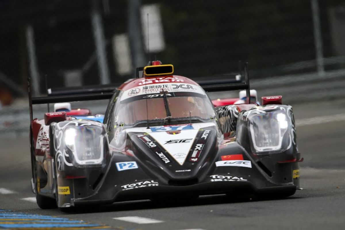 Weiron Tan ready for Le Mans challenge