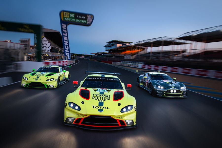 New Aston Martin Vantage GTE to make its Le Mans 24 hrs debut
