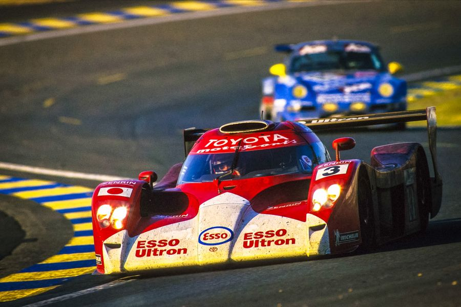 Global Endurance Legends premier at Le Mans Classic