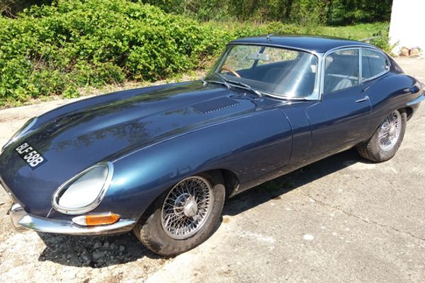 Series 1 E-type Jaguars star at Barons British Heritage sale, results