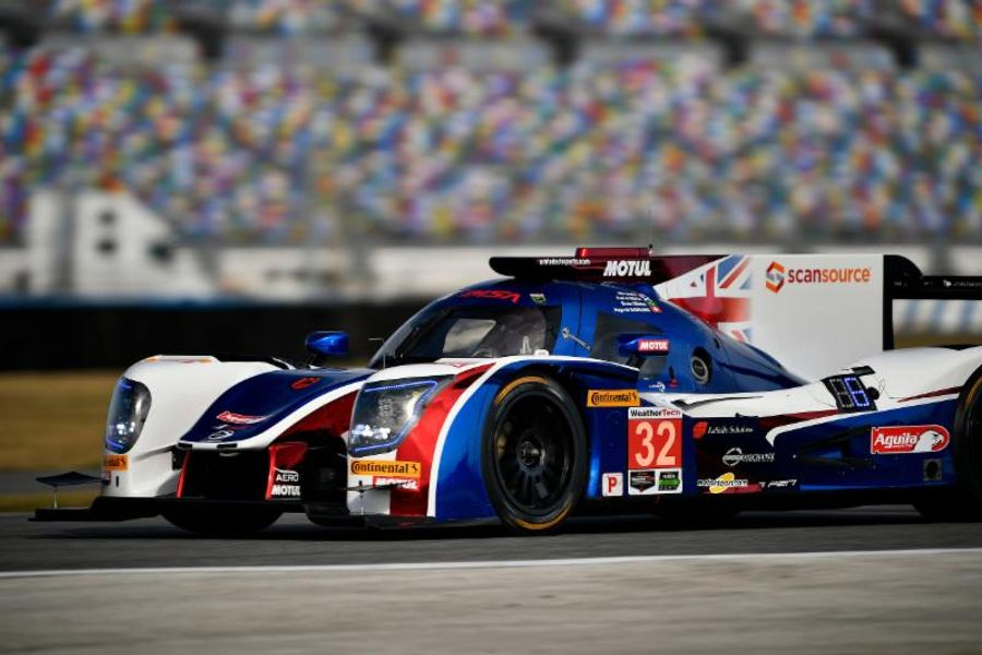 Albuquerque, Montoya Bolster United Autosports Lineup at 24 Hours of Le Mans