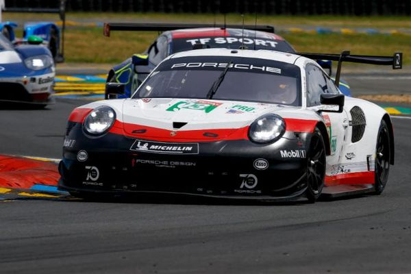 Practice gets underway for American teams at Le Mans