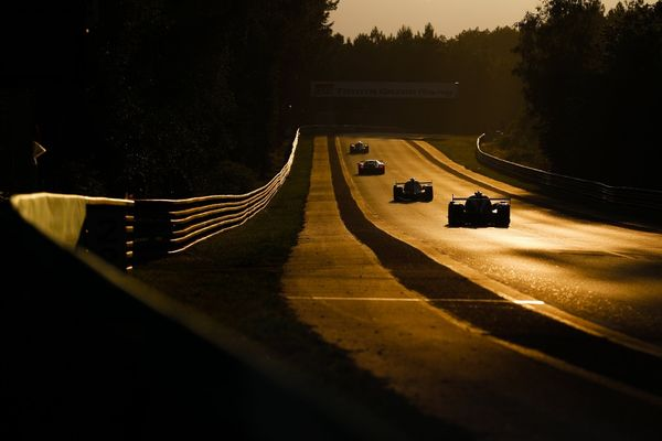 Le Mans:  A night full of emotions for Signatech Alpine Matmut