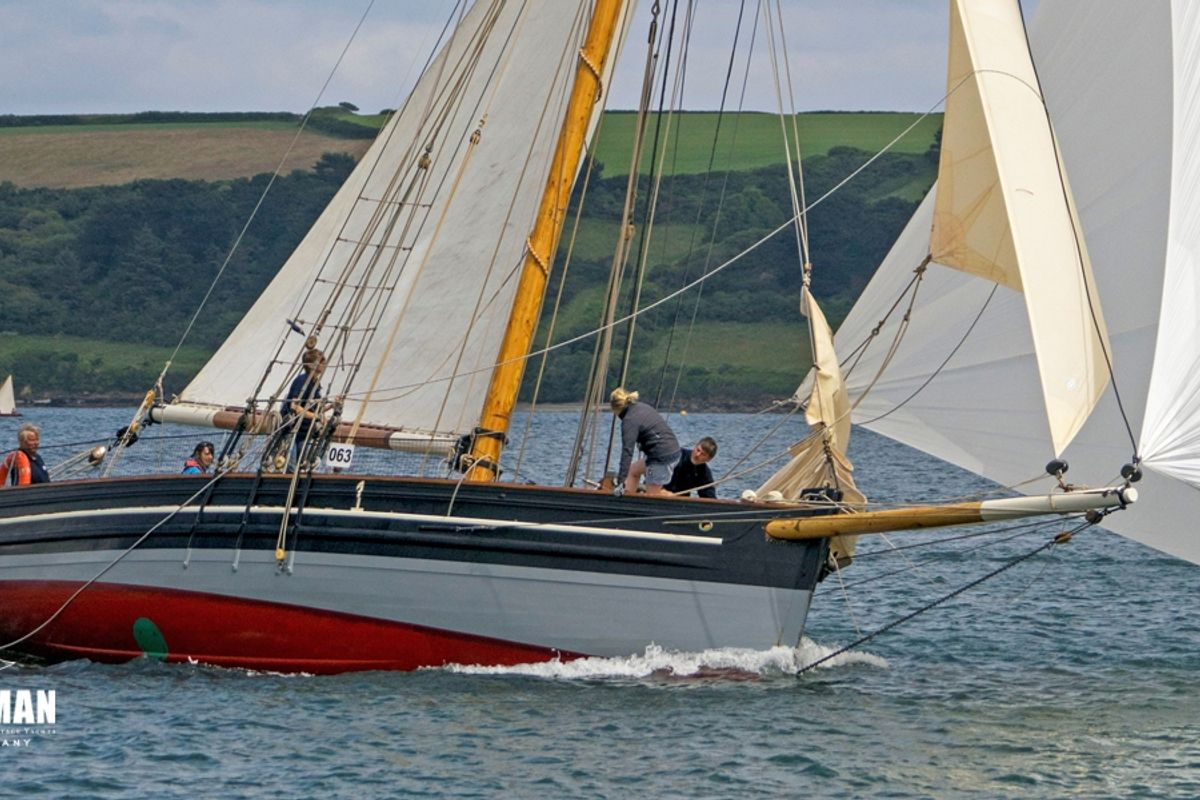 When your ship comes in: Bristol Channel Pilot Cutter 51 ft William Stoba 1904