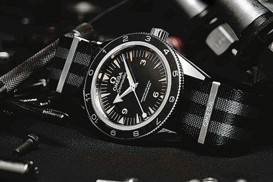 James Bond - his life in watches
