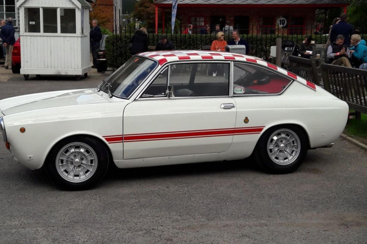 Classic Abarths return to the track at Abarth Day: June 30th