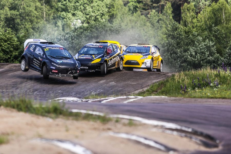 RallyX Nordic Title Fight Heads to Norway