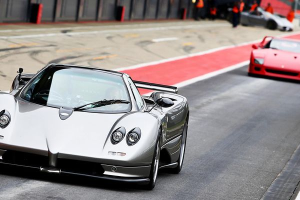 Latest generation of exotic speedsters to feature at Silverstone Classic