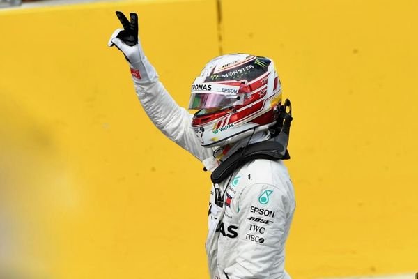 Hamilton on pole for French Grand Prix