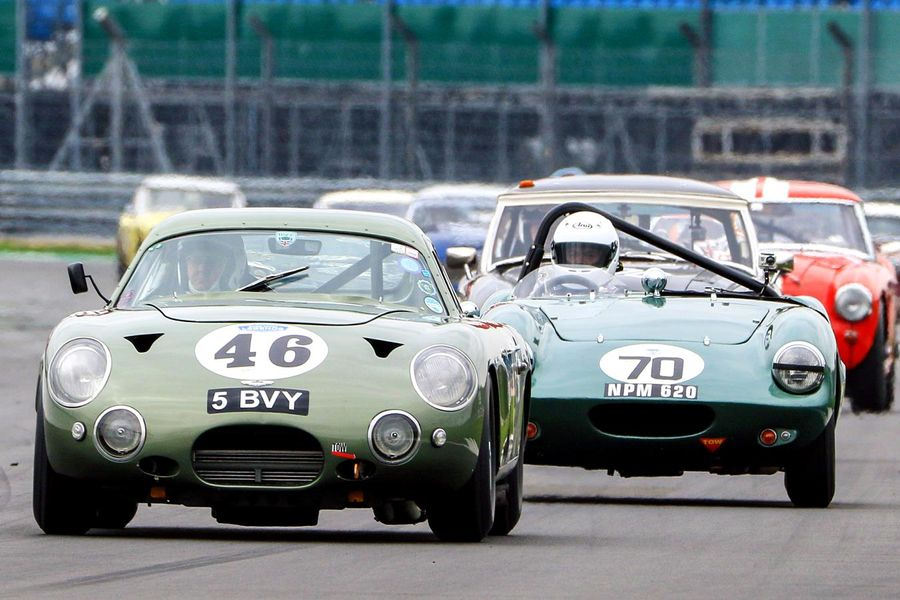 New Equipe Classic race to support British GT Championship Event