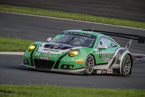 Porsche Asia Pacific supporting 6 cars in Blancpain GT Series Asia at Suzuka